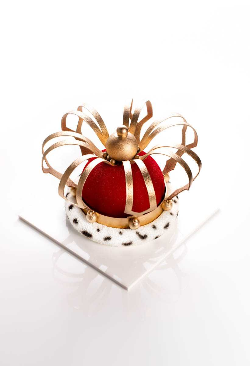 crown pastry